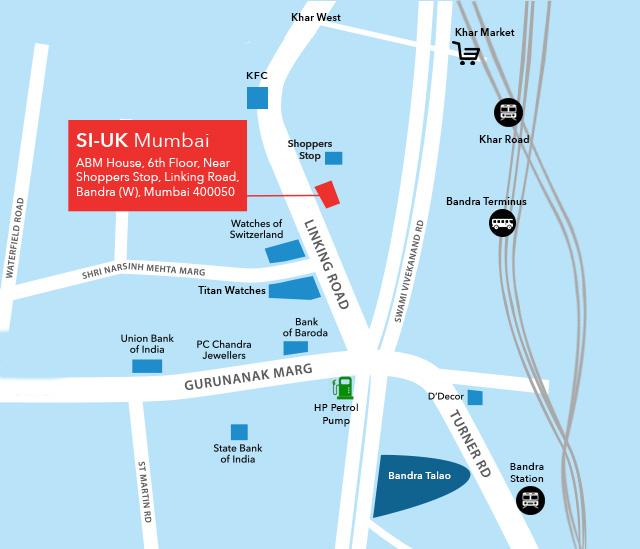 SI-UK Mumbai