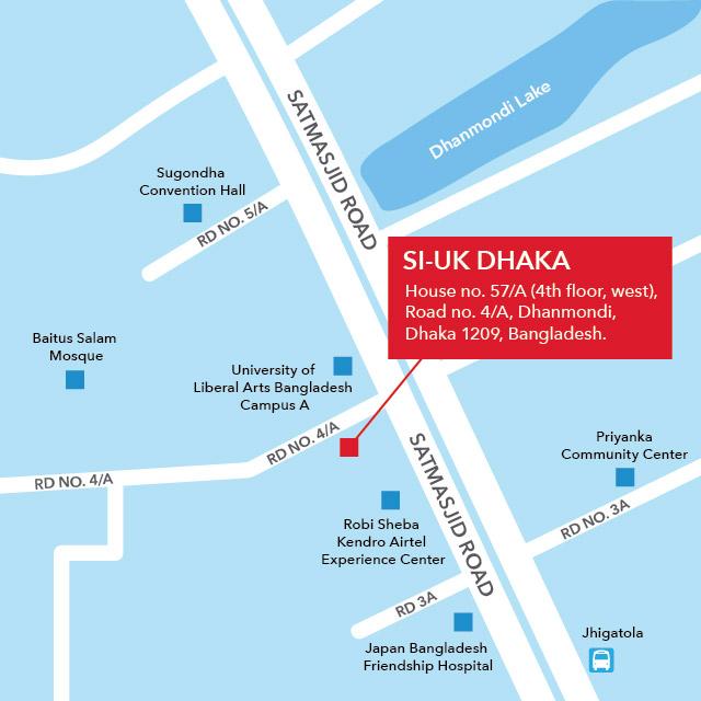 SI-UK Dhaka