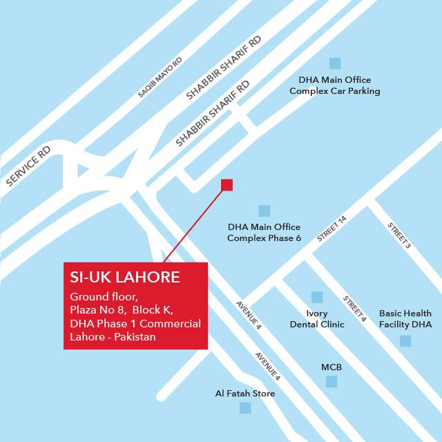 SI-UK Lahore